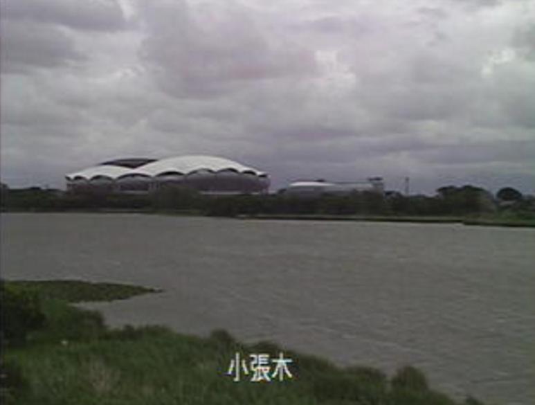 鳥屋野潟小張木ライブカメラ(新潟県新潟市中央区)