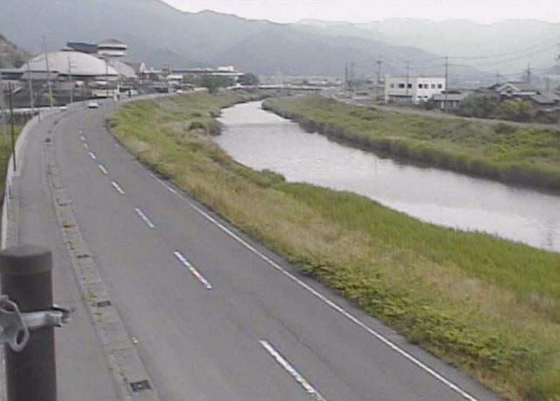 佐分利川本郷ライブカメラ(福井県おおい町本郷)