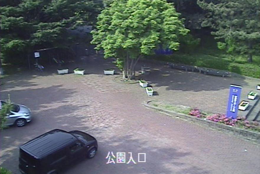 新潟県スポーツ公園入口ライブカメラ(新潟県新潟市中央区)