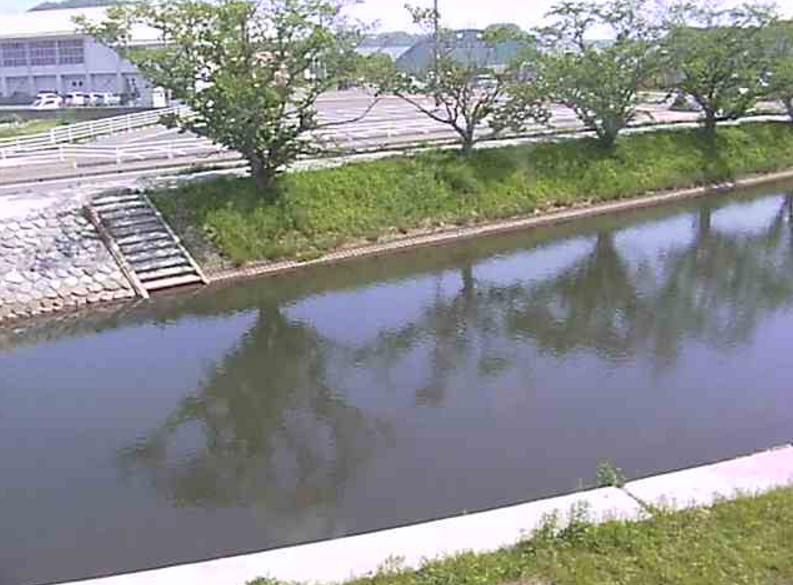 湖山川金沢ライブカメラ(鳥取県鳥取市金沢)