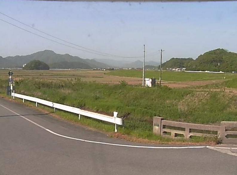 小松谷川青木ライブカメラ(鳥取県米子市青木)