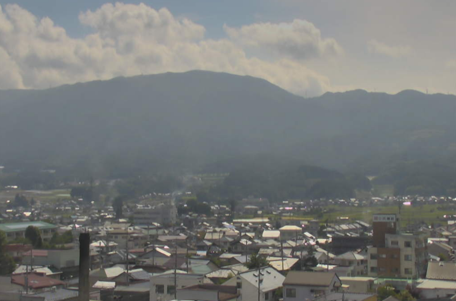 テレビ松本えんぱーく屋上ライブカメラ(長野県塩尻市大門一番町)