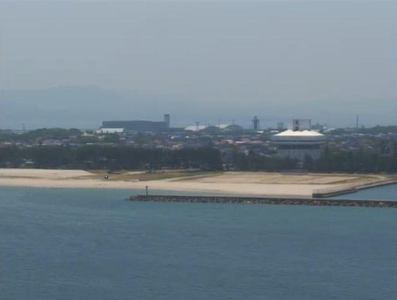 CCO境港夢みなとタワーライブカメラ(鳥取県境港市竹内団地)