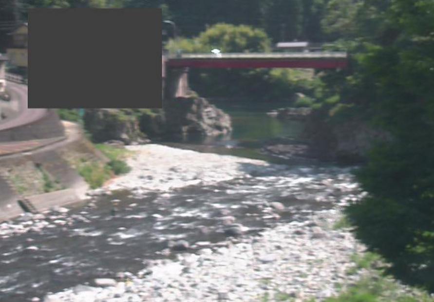 白川小原駐車場ライブカメラ(岐阜県白川町河岐)