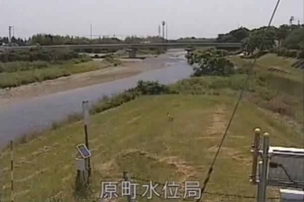新田川原町水位局ライブカメラ(福島県南相馬市原町区)