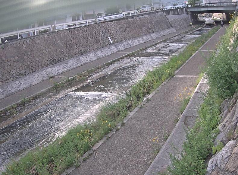 都賀川西郷橋ライブカメラ(兵庫県神戸市灘区)