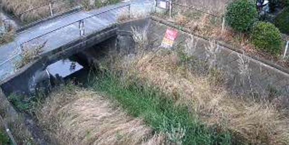 鴻沼川十五条橋観測所ライブカメラ(埼玉県さいたま市北区)