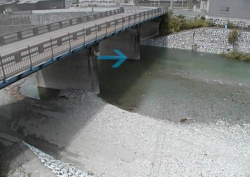 阿多古川両島橋ライブカメラ(静岡県浜松市天竜区両島)