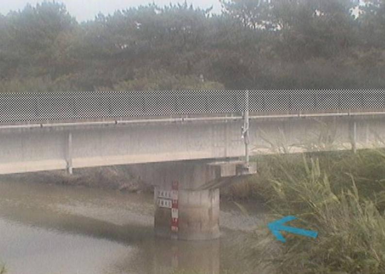 仿僧川鮫島橋ライブカメラ(静岡県磐田市鮫島)