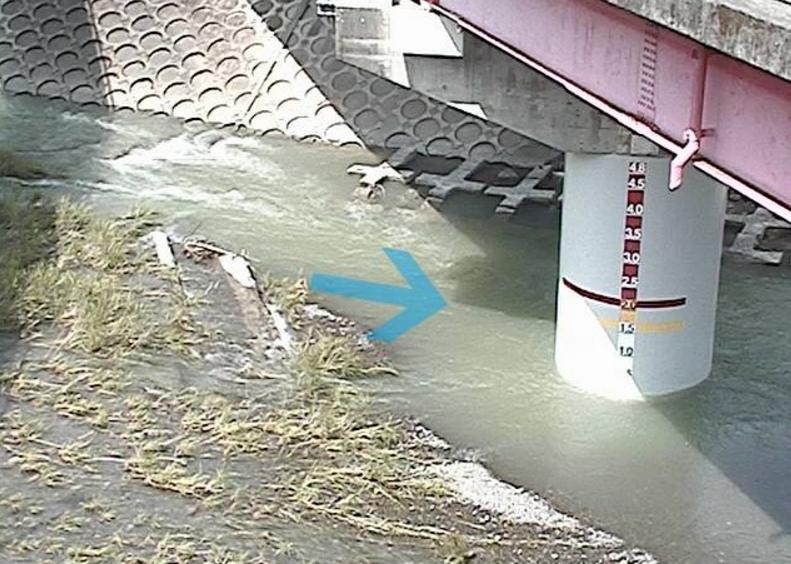 二俣川相生橋ライブカメラ(静岡県浜松市天竜区)