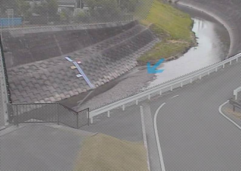 宇刈川横手橋ライブカメラ(静岡県袋井市久能)
