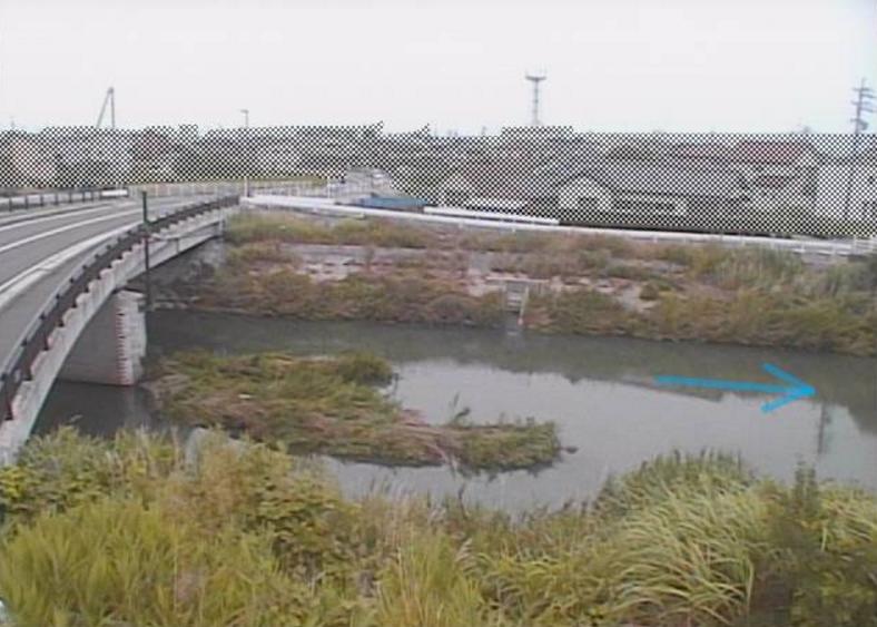 勝間田川深谷橋ライブカメラ(静岡県牧之原市勝俣)