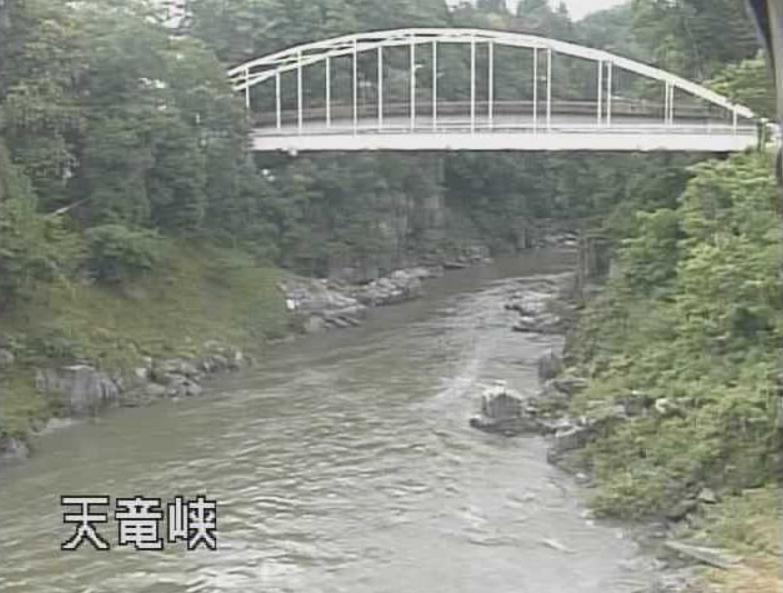 天竜川天竜峡ライブカメラ(長野県飯田市龍江)