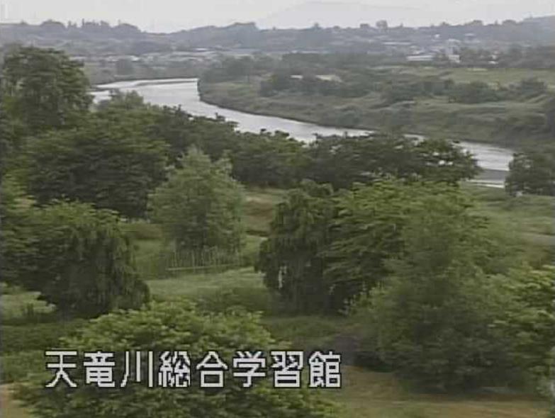 天竜川総合学習館ライブカメラ(長野県飯田市川路)