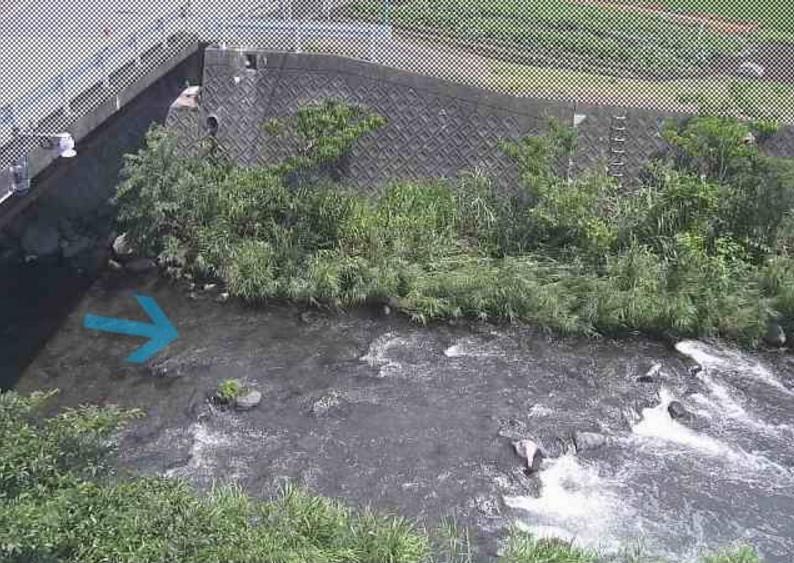 黄瀬川中央橋ライブカメラ(静岡県御殿場市神山)