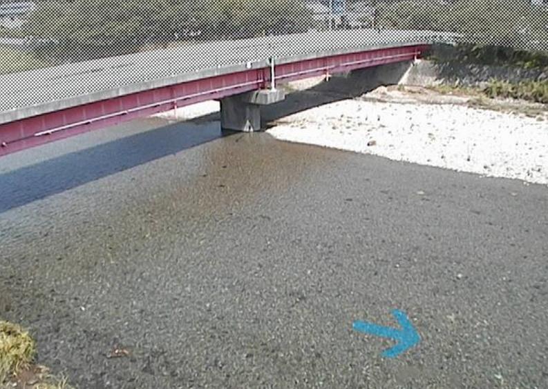 仁科川築地橋ライブカメラ(静岡県西伊豆町仁科)