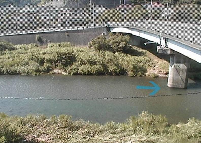 稲生沢川本郷橋ライブカメラ(静岡県下田市高馬)