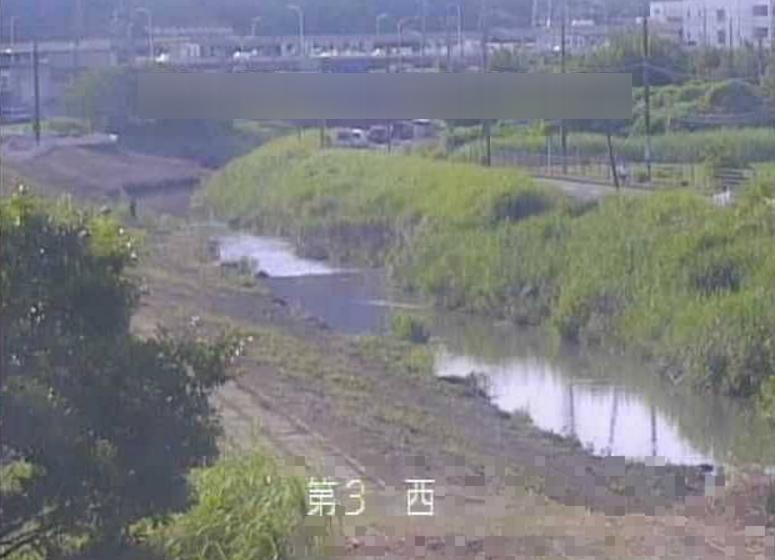 巴川麻機第3西ライブカメラ(静岡県静岡市葵区)