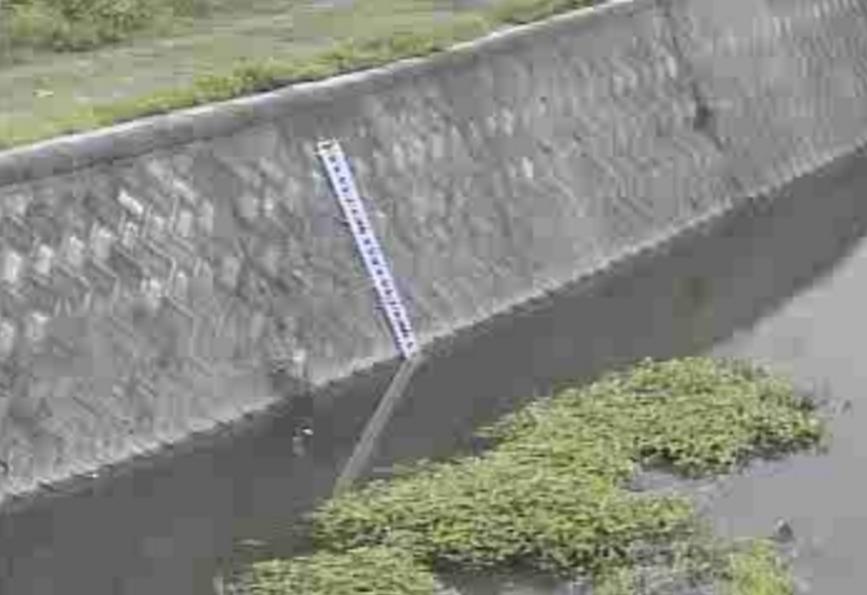 亀の川大師橋ライブカメラ(和歌山県海南市且来)