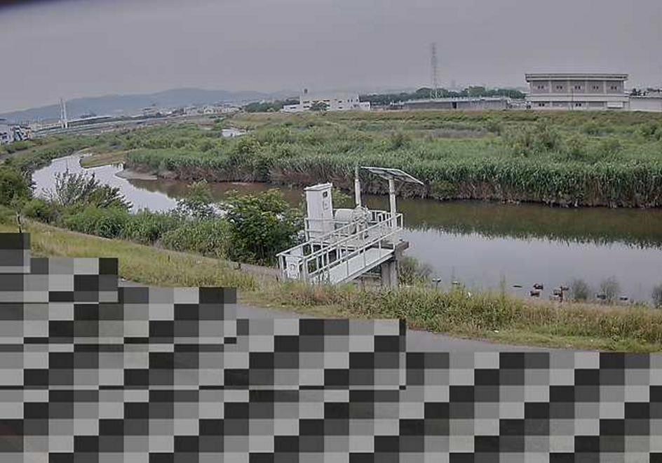 藻川三平雨水ポンプ場ライブカメラ(兵庫県伊丹市東有岡)