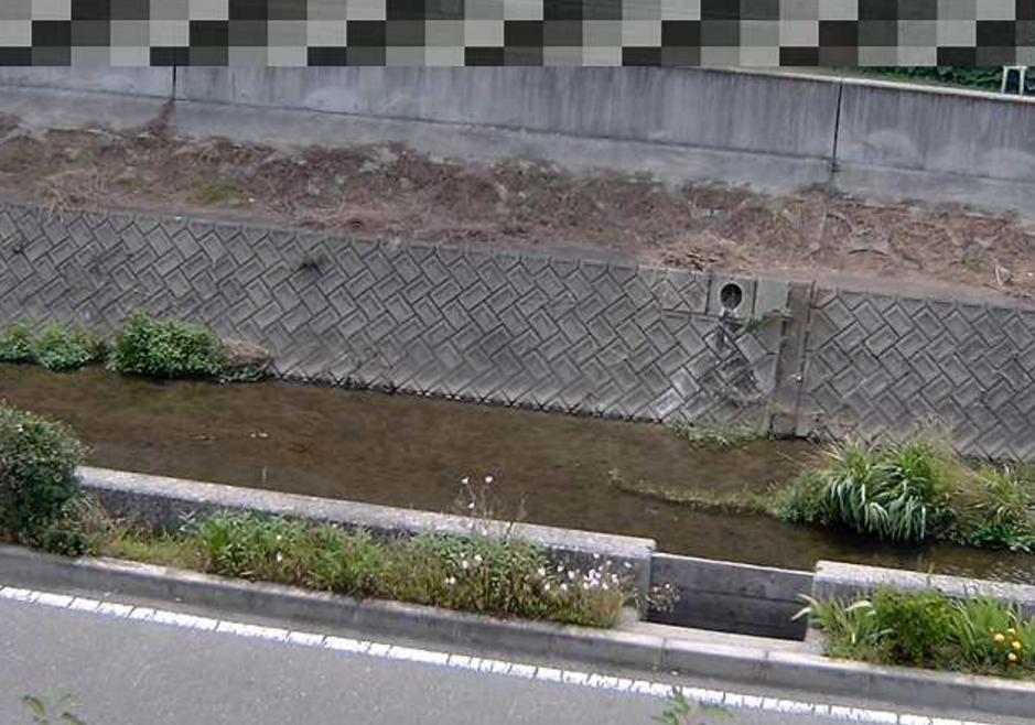 駄六川北河原センターライブカメラ(兵庫県伊丹市北河原)