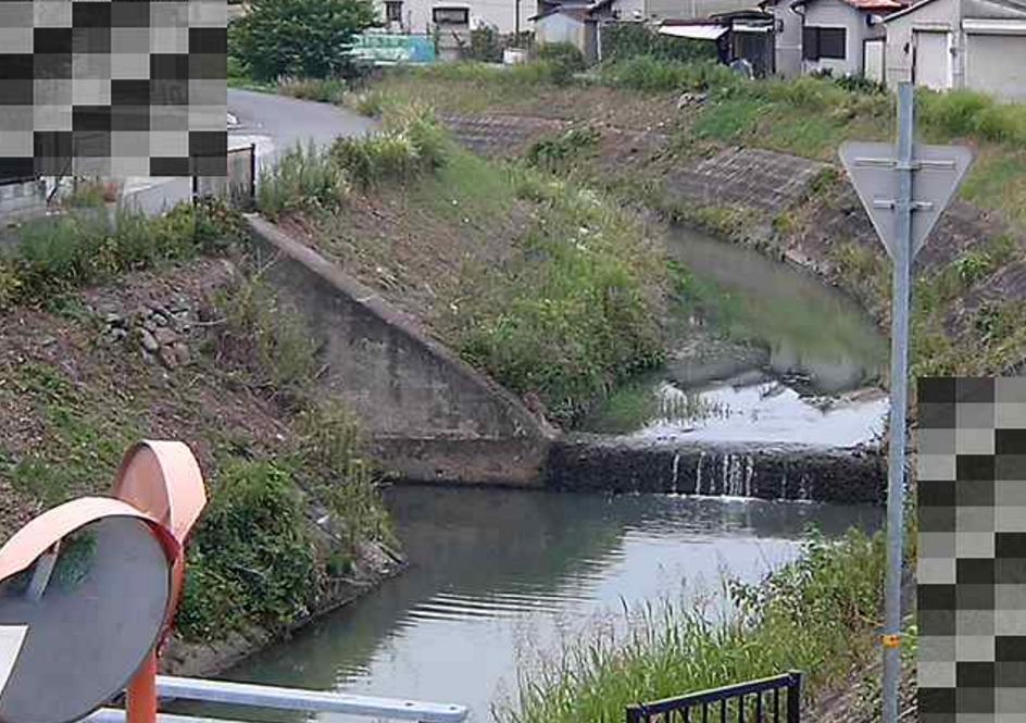 天王寺川つつじ橋ライブカメラ(兵庫県伊丹市中野)