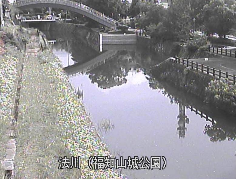 法川福知山城公園ライブカメラ(京都府福知山市内記)