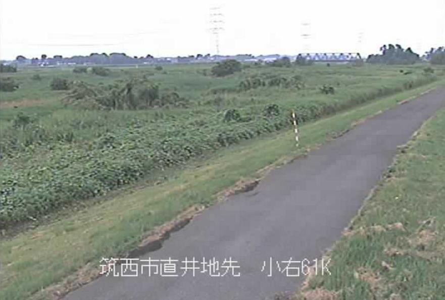 小貝川常盤橋ライブカメラ(茨城県筑西市直井)