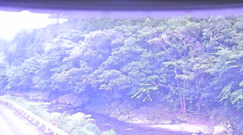 丹生川大柳橋ライブカメラ(和歌山県九度山町丹生川)