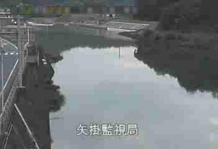 小田川矢掛ライブカメラ(岡山県矢掛町小林)