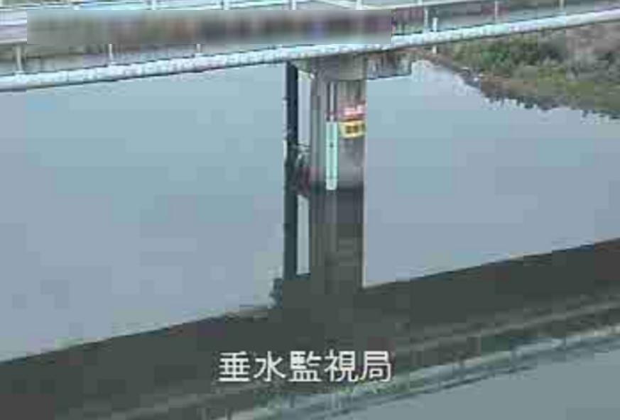 備中川垂水ライブカメラ(岡山県真庭市下方)