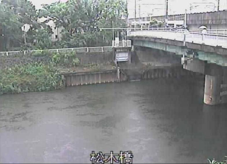馬込川松木橋ライブカメラ(静岡県浜松市中区)