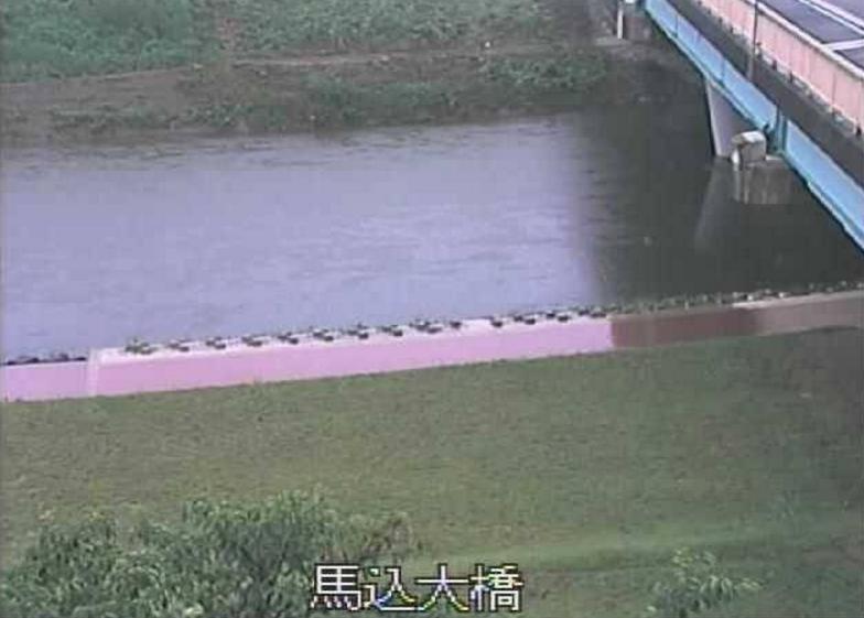 馬込川馬込大橋ライブカメラ(静岡県浜松市中区)