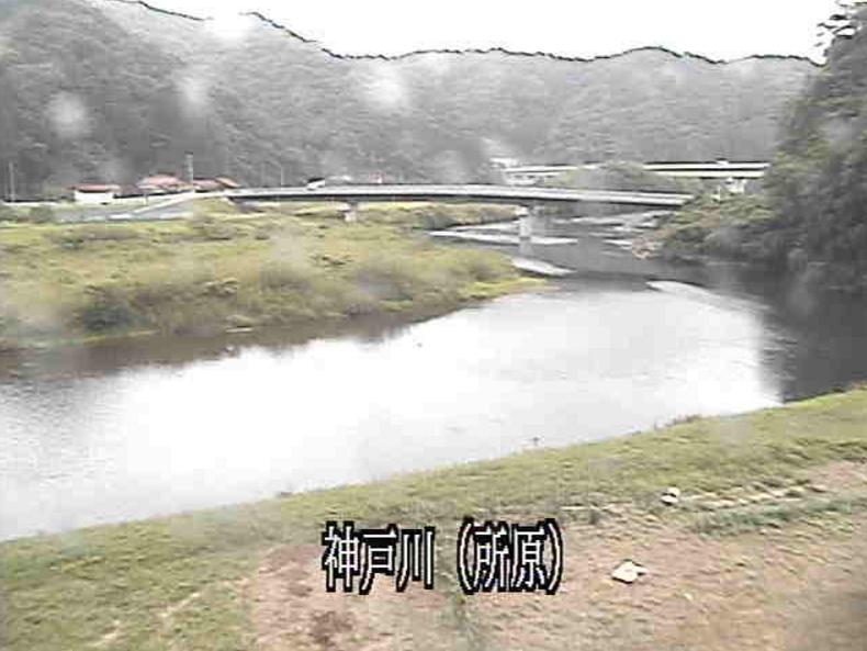 神戸川所原ライブカメラ(島根県出雲市所原町)