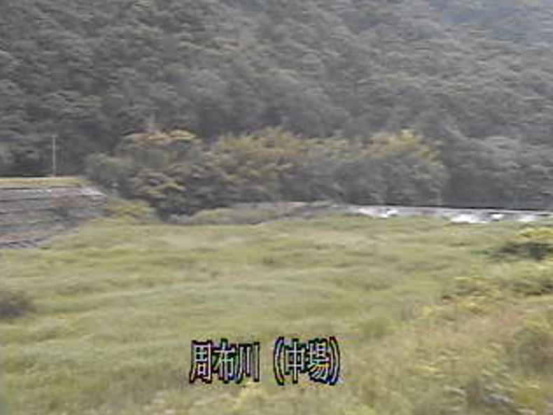 周布川中場ライブカメラ(島根県浜田市穂出町)