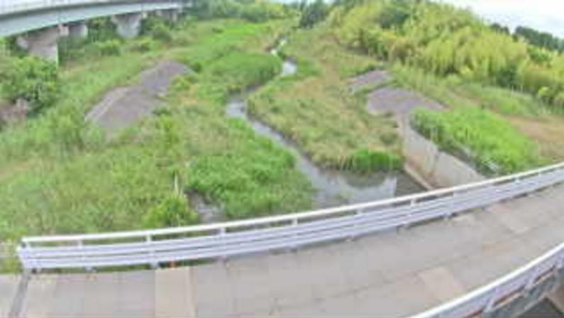 滝沼川堤外水路ライブカメラ(埼玉県さいたま市西区)
