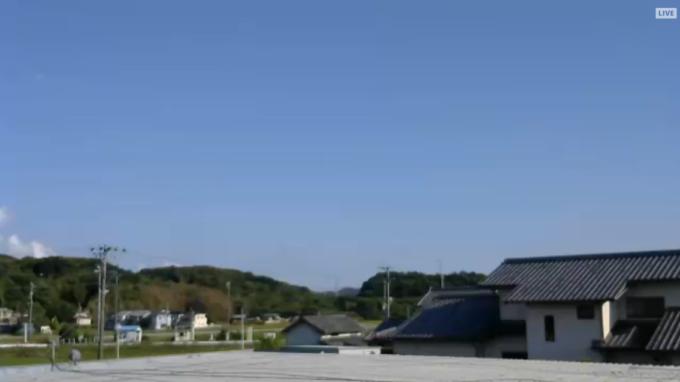 袋井上空天気ライブカメラ(静岡県袋井市)