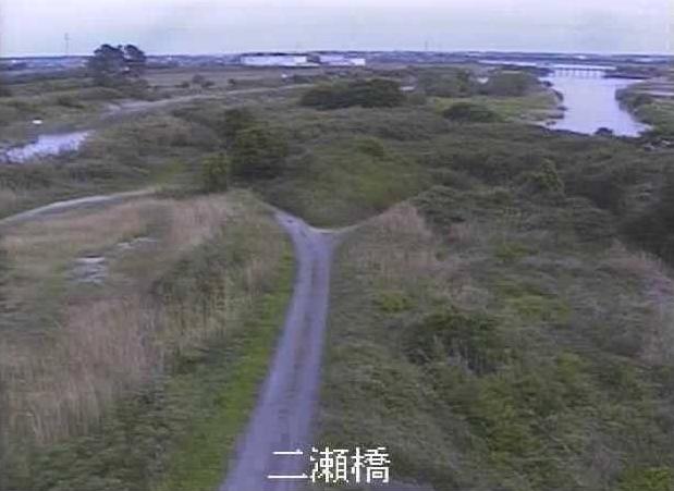 太田川二瀬橋ライブカメラ(静岡県袋井市中)