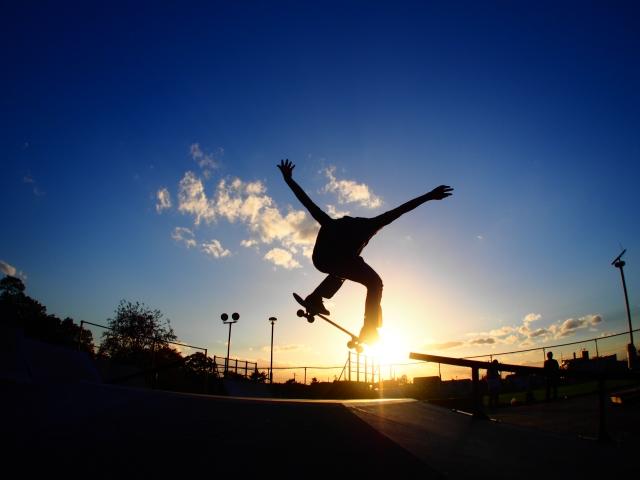 スケートパークライブカメラ