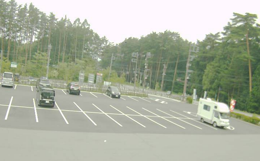 道の駅こぶちさわライブカメラ(山梨県北杜市小淵沢町)