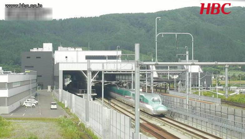 HBC新函館北斗駅ライブカメラ(北海道北斗市市渡)