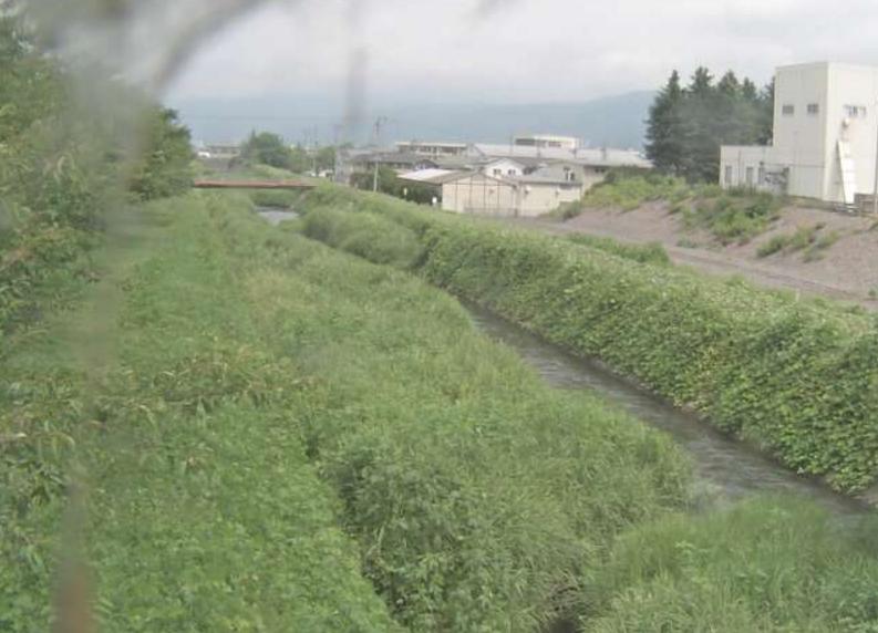 宮川上金子中央道橋梁下ライブカメラ(長野県諏訪市中洲)