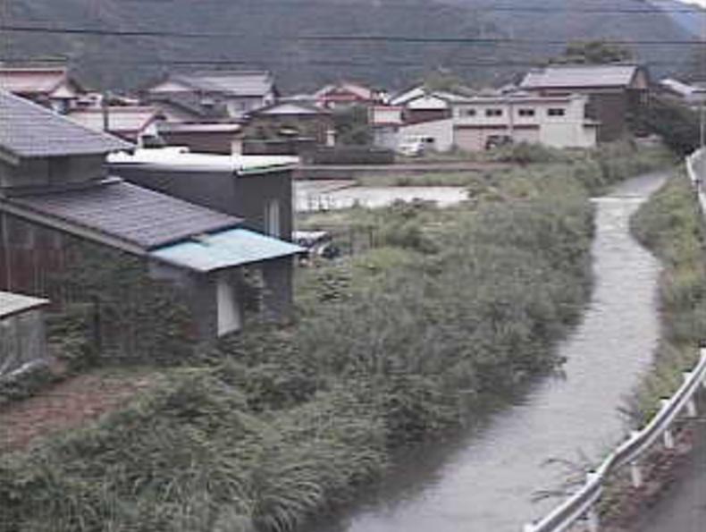 三倉川農人町ライブカメラ(鳥取県若桜町若桜)