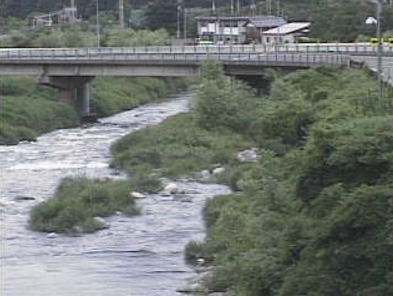 八東川浅井ライブカメラ(鳥取県若桜町浅井)