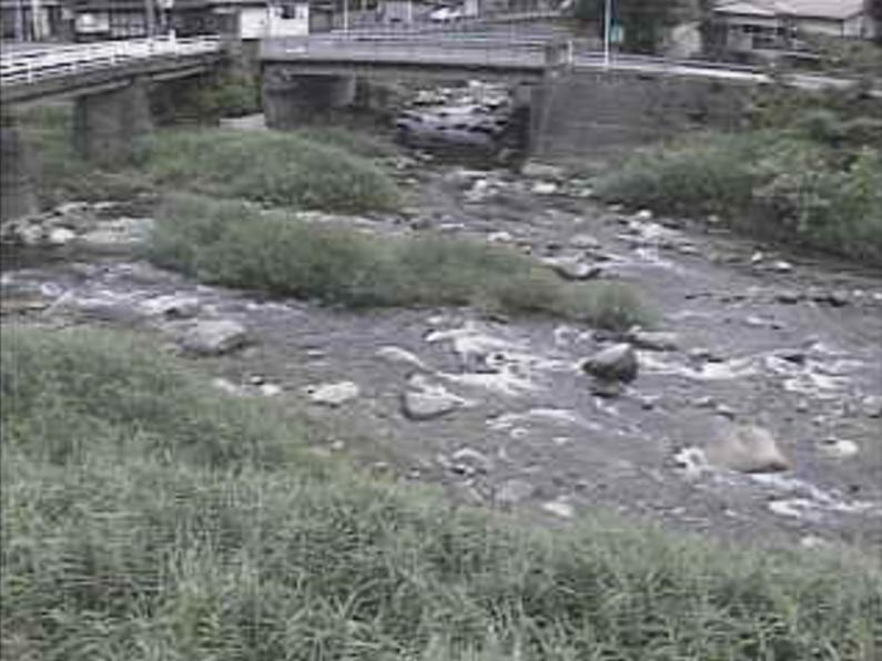 八東川岩屋堂ライブカメラ(鳥取県若桜町岩屋堂)