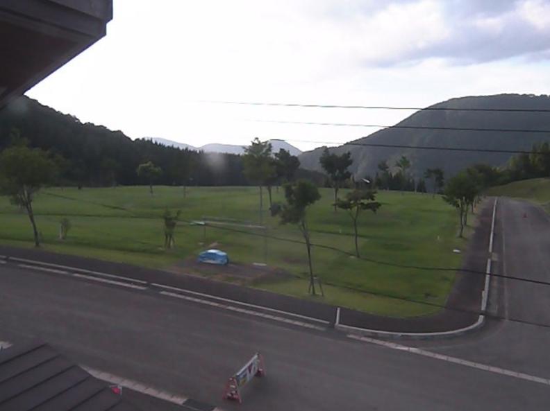 ジュネス栗駒パークゴルフ場ライブカメラ(秋田県東成瀬村岩井川)