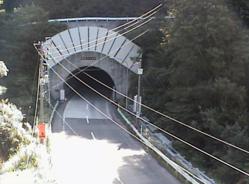 国道347号鍋越トンネル観測所ライブカメラ(山形県尾花沢市母袋)
