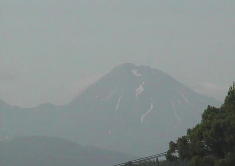 新潟焼山ライブカメラ(新潟県糸魚川市高倉)