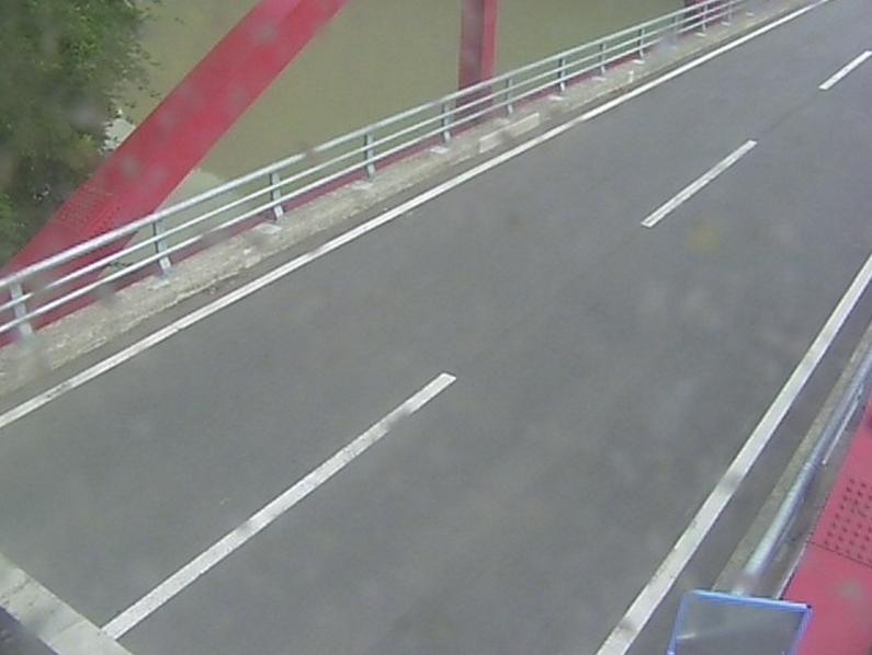 只見川三島大橋第2ライブカメラ(福島県三島町宮下)