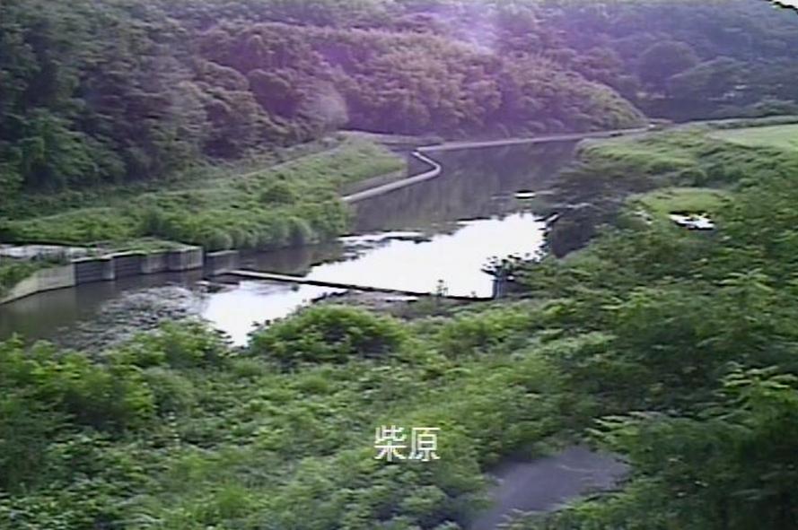 三春ダム芝原ライブカメラ(福島県三春町柴原)